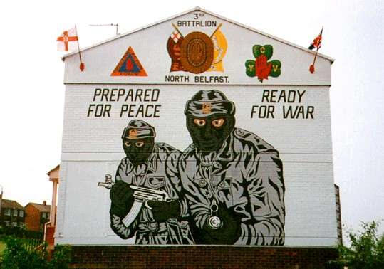 Could Brexit summon the ghosts of the Troubles?