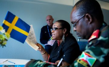 Gender mainstreaming in peace operations: NCGM in Exercise Viking 18