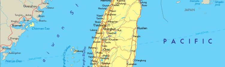 Pax et Bellum Journal  - Conflict of the Week:  Taiwan and China