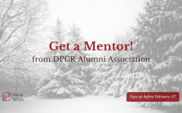 Alumni Mentorship Program